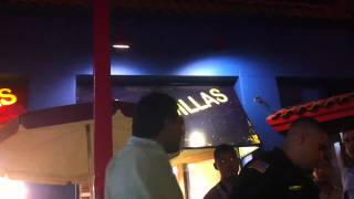 Taco Palenque Fight Part 2 Reynosa Vs Matamoros