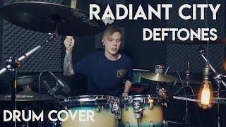 Deftones – Radiant City (Drum Cover by Gennady Podrezov)