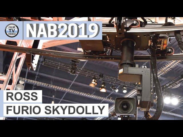 NAB2019: Ross Furio Skydolly