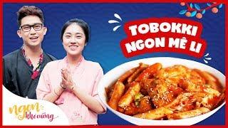 Ngon Khó Cưỡng | Bánh Gạo Cay Nếm Là Mê Ngay | Tập 9 | Food Review