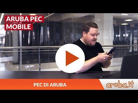 Video Pillole | App Aruba PEC Mobile