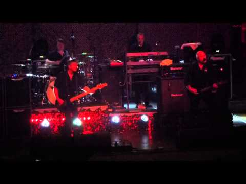 The Stranglers - Peaches - Grand Hall, Kilmarnock, 27th March 2015