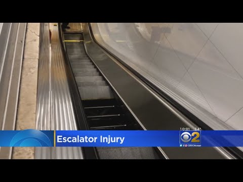 Lance Houston - Child Injured After Getting Foot Stuck in Macy's Elevator on State Street