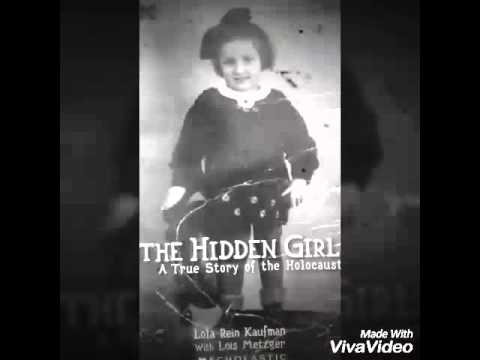 hidden girl a true story of the holocaust
