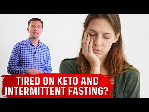 The 5 Reasons You Get Tired With Intermittent Fasting?