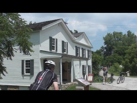 Cuyahoga Valley National Park (Part One):  The Ohio and Erie Canal Towpath Trail
