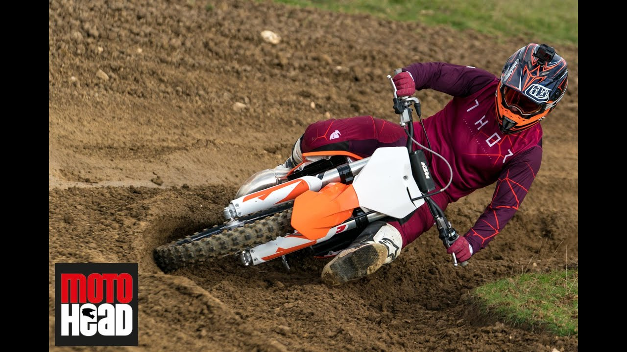 The truth about riding a 2019 KTM 150SX 2-stroke