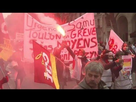 Frankreich: Leiden am