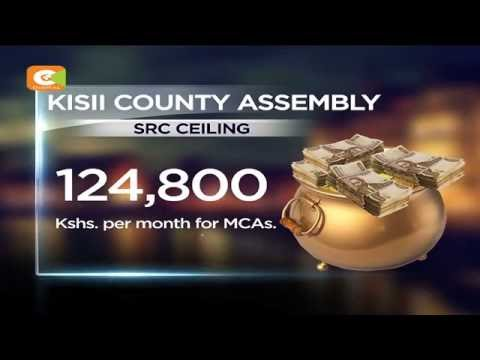 EACC report shows misuse of public funds by Kisii County staff