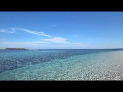 Pulau Rutong (Pasir Putih) Taman Wisata Laut 17 Pulau Riung - NTT