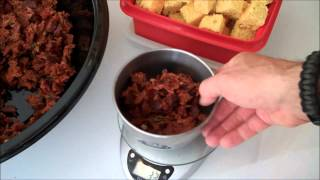 DIY DEHYDRATED MEAL - *RED BEANS and RICE* Part2