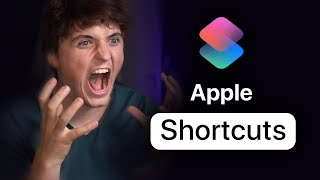 APPLE SHORTCUTS VU PAR UN DÉVELOPPEUR ! (comment dire...)