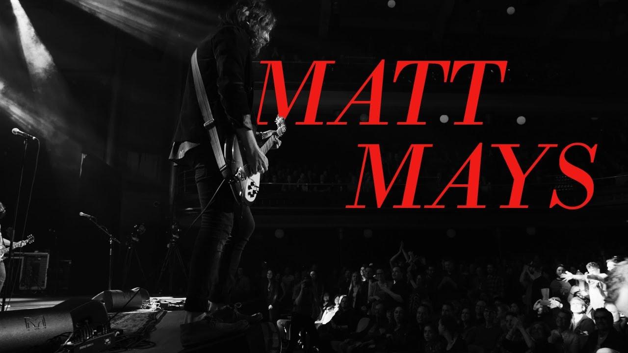 video: Matt Mays | Live at Massey Hall - May 4, 2018
