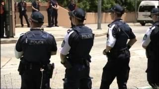 QUT News G20 Special - Brisbane in full security lockdown