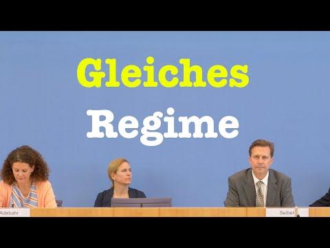 23. September 2020 - Bundespressekonferenz | RegPK