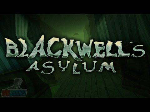 Let's Play Blackwell's Asylum | Indie Horror Game Walkthrough Gameplay