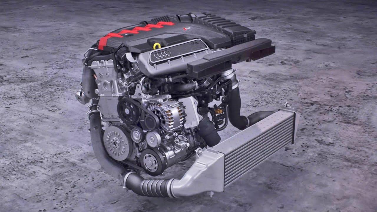 Audi Cylinder Engine YouTube - Audi 5 car