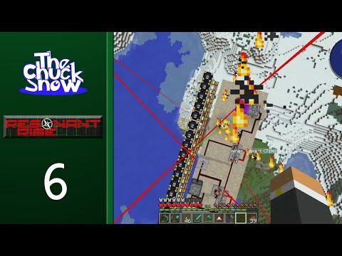 MineCraft FR - Resonant Rise - Méga mineur, les quarry c'est pour les paysans - 6