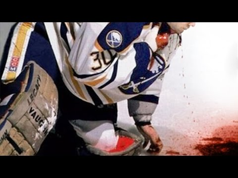 Accident de Hockey sur Glace Clint Malarchuk - NHL 1989
