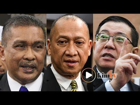 Lim-Takiyuddin bertelagah Nazri sokong Anwar - Sekilas Fakta 22 Okt 2018