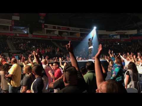 "Audio Adrenaline ""Sound of the Saints"" Got Faith Music Tour in Hidalgo, TX"