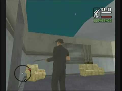 Gta SA (New Game Bug/Glitch) Vago's Gang House Interior (Only Accessible On Burning Desire ...