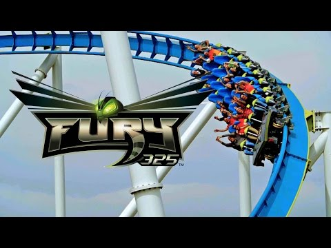 Fury 325: Exclusive Look Documentary (World Record Roller Coaster at Carowinds)