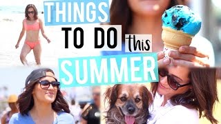 Fun Things To Do In The Summer + GIVEAWAY! thumbnail