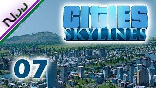 Cities Skylines - 07 - Verkehr... aw Verschrauben. Verkehr saugt lol