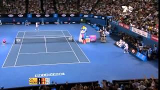 "Best Tennis Points ""Unreal"" HD"