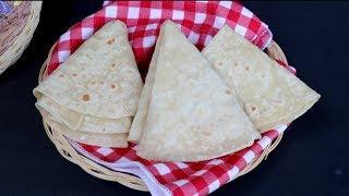 রুমালি রুটি || হোটেল স্টাইলে রুমালি রুটি || Rumali Ruti Recipe Bangla || Rumali Roti