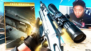 "the ""NEW"" R700 SNIPER RIFLE in Modern Warfare.. (SEASON 6 DLC)"