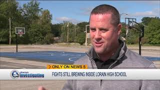 Teachers injured in fight at Lorain High school, violence continues