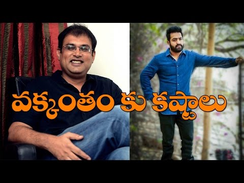 Vakkantham Vamsi''s wait for NTR to continue ? | NTR''s next movie