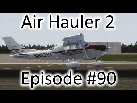 FSX | Air Hauler 2 Ep. #90 - Toms River, New Jersey | C206 Stationair