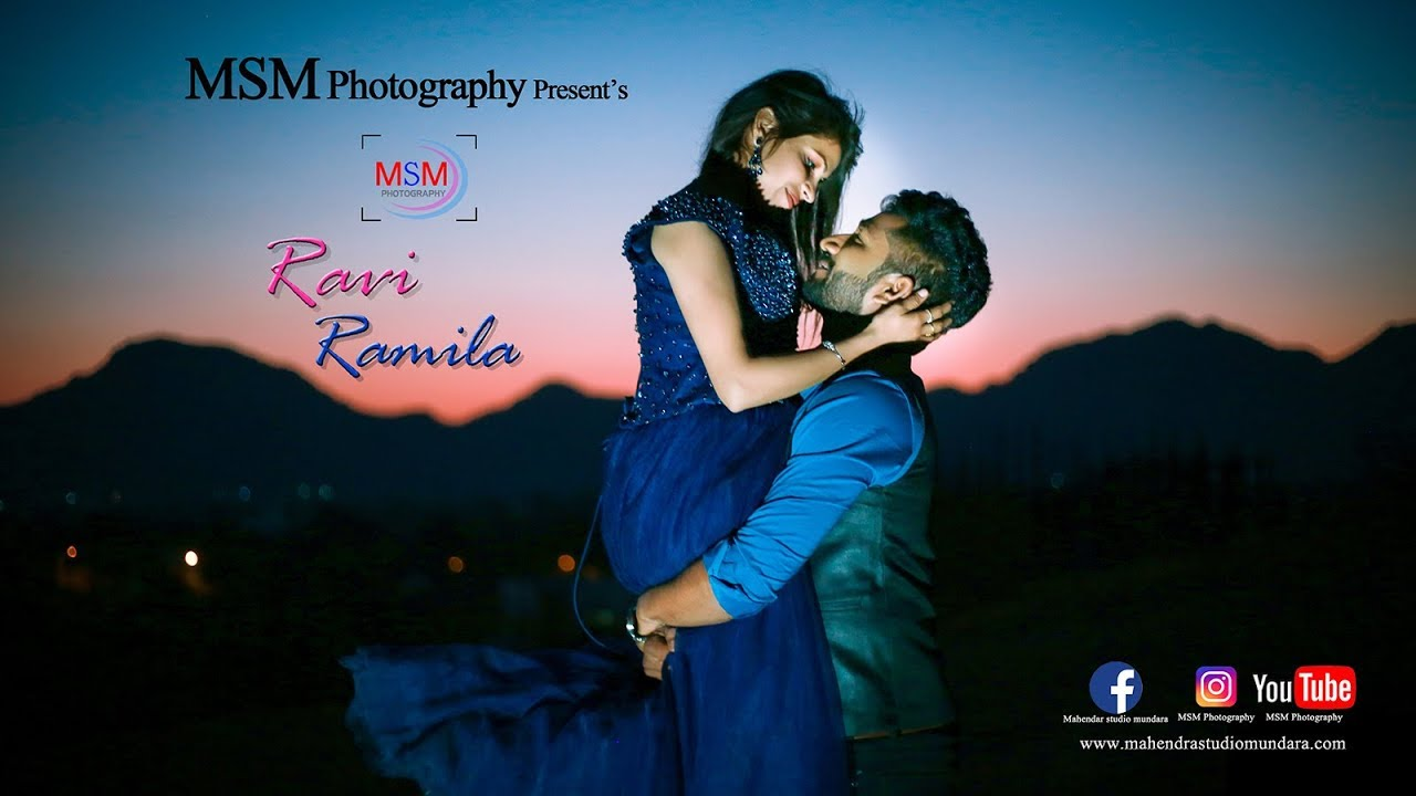 TERE BIN - RAVI & RAMILA || PRE WEDDING || AJAY MALI || MSM PHOTOGRAPHY ||