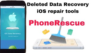 How to recover | PhoneRescue | Review for iphone & ipad | 2017