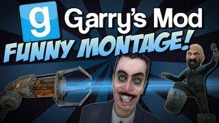 vuclip Garry's Mod | FUNNY MONTAGE! (Sit Down Professor!) | Gmod