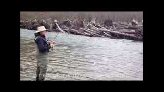 The Best flyfishing for Bull, Rainbow Cutthroat Trout in BC