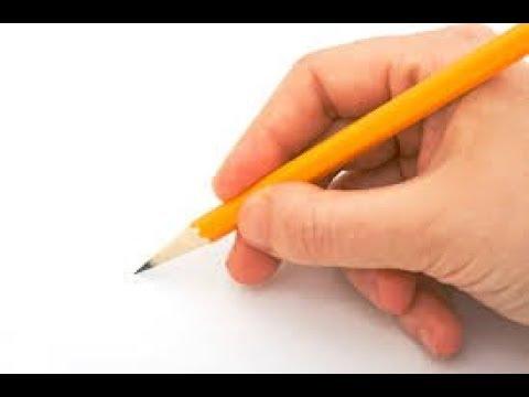 شرح طريقة ظهور النص في شريحة البوربوينت على شكل كتابة يدوية