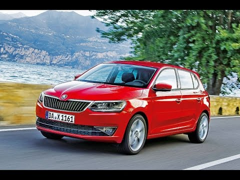 2017 skoda fabia road review youtube. Black Bedroom Furniture Sets. Home Design Ideas