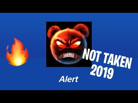 CLEAN 5 LETTER GAMERTAGS NOT TAKEN 2019 (PLAYSTATION)