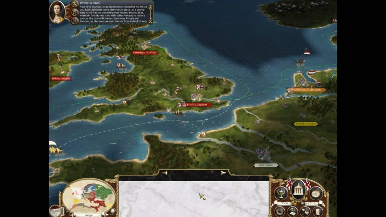 Grand Campaign Walkthrough - Empire: Total War Wiki Guide ...