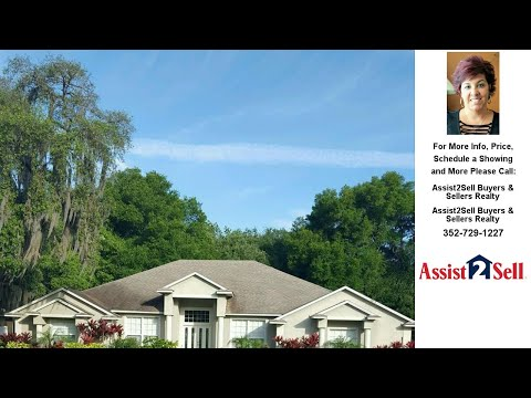 1367 Briarhaven Ln, Clermont, FL Presented by Assist2Sell Buyers & Sellers Realty.