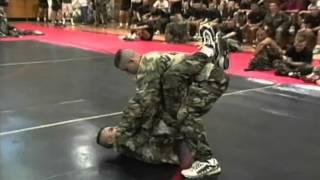 Gracie Family Teaches Army Rangers