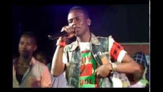willy paul mpenzi awarded at the mwafaka awards 2013