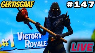 [GIG CLAN] LIVE TOT EN MET DE SHOP!!! - CADEAU! #147 🔴Livestream Fortnite Battle Royale NL🔴