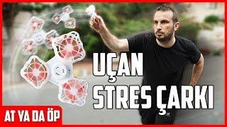 UÇAN STRES ÇARKI | İNTERNETTEN ALDIĞIM 6 ACAYİP ALET