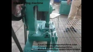 Layer chicken cage making machines-auxiliary equipments
