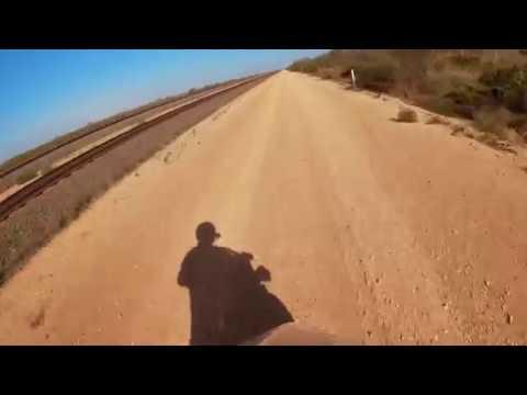 KTM 1090 Adventure R - Port Hedland, Western Australia